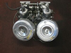Su Carburetor Complete Assembly