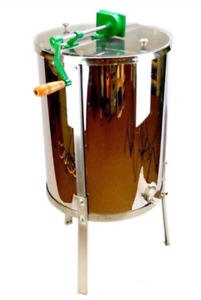 Honey Extractor 8 4 Frame Stainless Beekeeping Accessory Us Seller