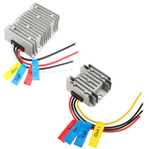 Voltage Reducer Converter Regulator Dc 12v 24v Step up To Dc 48v For Golf Cart