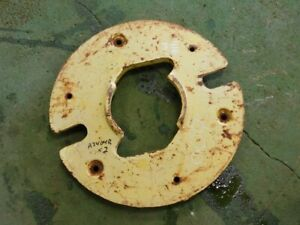 John Deere Tractor Wheel Weight Part a3404 Tag 205