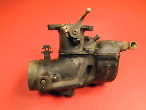 Nos Zenith Updraft Carburetor Ford Dodge Plymouth Chrysler Nash Buick 7157c