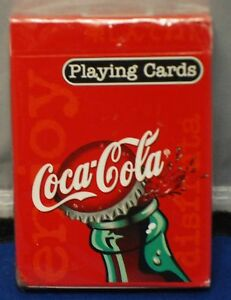 Coca-Cola Playing Cards