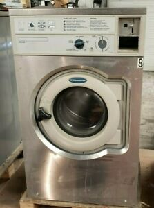 Wascomat W620 Front Load Washer 208 240 3ph S n 005200073880 refurbished