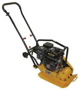 Kushlan Products Kpc60 l Plate Compactor 2300 Lb Force 36 L