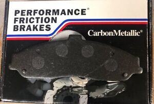 Performance Friction Brakes 0731 01 15 44 C 5 C 6 Corvette Front