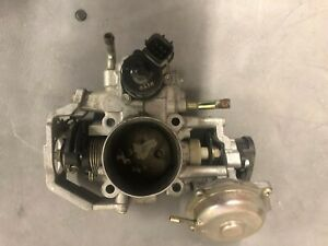 Throttle Body Throttle Valve Assembly 2 4l 4 Cylinder Fits 00 05 Eclipse 215310