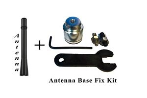 4 Antenna Mast Radio Antenna Base Repair Kit For Gmc Chevy And Buick Cadillac