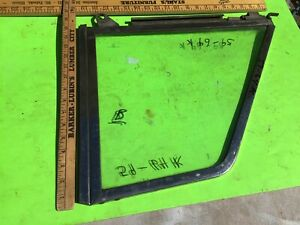 Studebaker For Gt Vent Window Used Item 0258