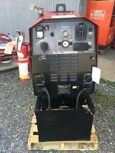 Thermal Arc Exciter Power Plus Portable Welder With Air Compressor