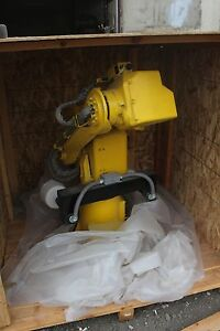 Fanuc Welding Robot Arcmate 120il With R j3 Control Robotworx