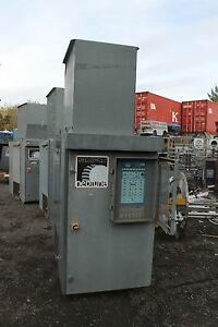 Simplex Load Bank 125kw Forced Air Cooled Resistive Load Bank 12 500 Cfm Neptune
