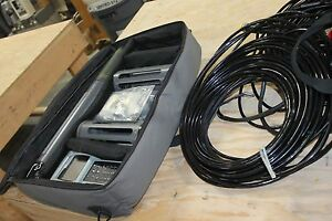 Ysi 650mds Multi parameter Display With Ysi 6600v2 m Sonde Cable Case