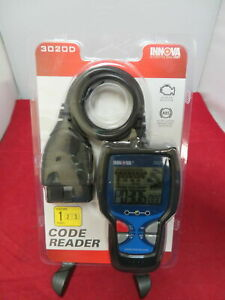 Innova 3020d Diagnostic Code Reader Scan Tool With Abs For Obd2 Vehicles