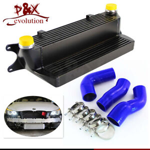 Intercooler Silicone Turbo Egr Hose Kit For Bmw E60 E61 5 Series 530d 525d Blue
