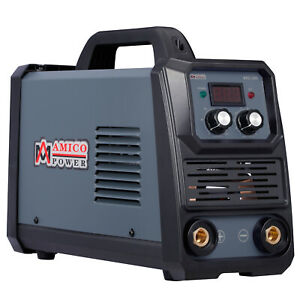 Amico Arc 200 Amp Stick Arc Dc Welder 100 250v Wide Voltage 80 Duty Cycle