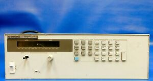 Agilent Hp Keysight 6673a Programmable Dc Power Supply 2100 W Untested