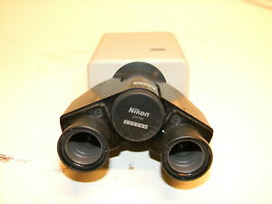 Nikon Microscope Binocular Head For Labophot 2 Optiphot