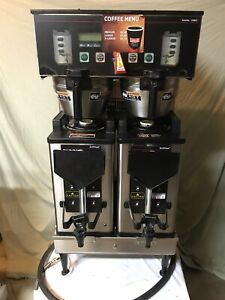 Bunn Dual Dbc 2 Decanter Coffee Maker Brewer Tested Working See Pictures