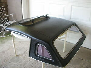Triumph Tr6 Vinyl Top With Sunroof
