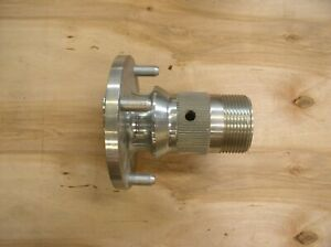 A Pair Of Mgb Rear Wire Wheel Hub Extensions 8 Tpi New And Unused