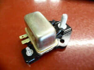 1959 1963 Pontiac 1959 1960 Buick 12 Volt Horn Relay W Junction Block Nors