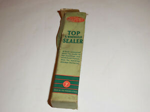 Vintage 1930 S 1940 S Dupont Top Windshield Sealer New In Package