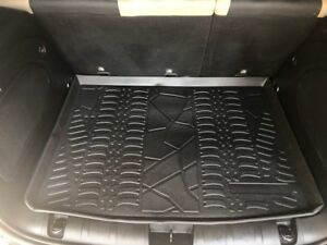 Rear Trunk Area Cargo Floor Boot Tray Liner Mat Pad For Jeep Renegade 2015 2020