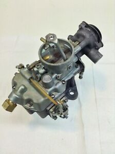 Autolite 1101a Carburetor 1965 1967 Ford Full Size 170 200 240 Engines