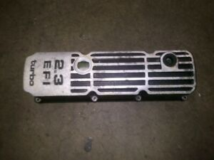 Ford 2 3 Turbo Valve Cover Mustang Thunderbird Ranger Svo Turbo Coupe Xr4ti