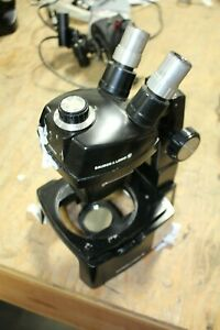 Bausch Lomb Stereo Zoom 0 7 3x Microscope