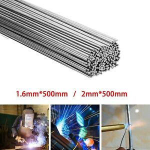 2mm 1 6mmx 50cm Us Easy Melt Welding Rods Low Temperature Aluminum Wire Brazing