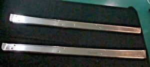 1957 1958 Cadillac 2 dr Door Sills Brand New
