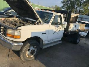 Manual Transmission 5 Speed Zf Manufactured Fits 87 96 Ford F250 Pickup 1033331