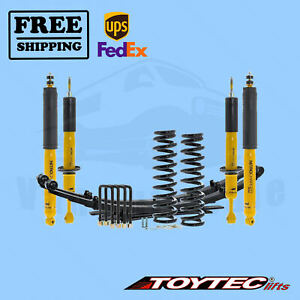 Suspension Front Rear Old Man Emu For Toyota Tacoma 2wd 4wd 2005 2015