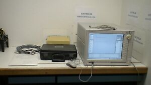 Agilent B1500a Semiconductor Analyzer W Test Fixture And Keysight Calibration