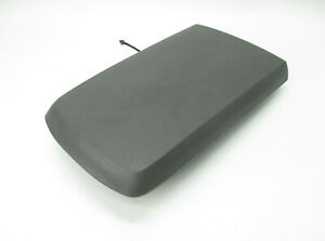 Ford Explorer Mountaineer Center Console Arm Rest Lid Top Pad Cover Gray 02 05