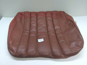 Mercedes Benz W120 Seat Cover Ft Bottom 101209100846 W105 W121 Ponton Right Red