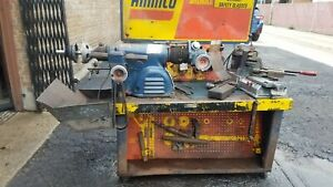 Ammco Disc And Drum Brake Lathe W Stand And Brake Shoe Grinder All Works