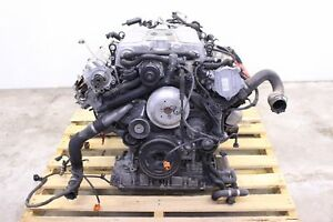 Audi A7 A6 3 0l 12 13 14 15 Engine Motor Assembly Vin G 5th Digit Id Cgxb 113k