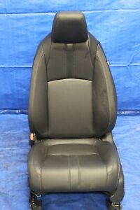 2016 Honda Civic Touring 1 5l Turbo 4dr Oem Leather Lh Front Seat Tear 9304