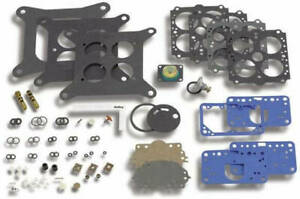New Holley Carburetor Renew Kit Carb Fast Rebuild Kit 4160 4 Barrel 600 Cfm