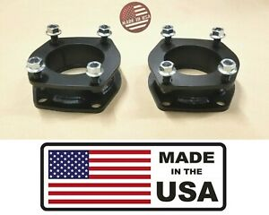 Sr Front 25 Leveling Lift Spacer Kit For 05 10 Grand Cherokee Wk Commander Xk Fits Jeep Commander