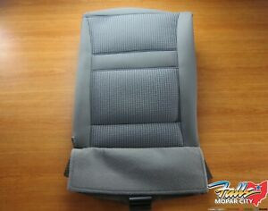 2007 2010 Dodge Ram Front Drivers Passenger Side Seat Cushion Cover