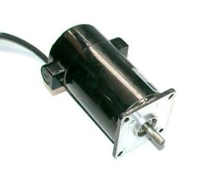 Bodine Electric 24a4fepm Dc Motor 130 Vdc 1 17 Hp 2500 Rpm