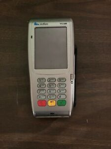 Verifone Vx680 Wireless Credit Card Terminal
