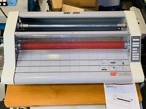 Gbc Ultima 65 Laminator 27 Roll Heatseal Lamination Machine