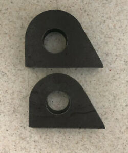 D Ring Tab Weld On Clevis Mount Off Road 4x4 Clevis Shackle Jeep Truck Trailer