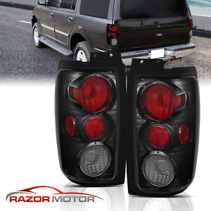 1997 1998 1999 2000 2001 2002 Ford Expedition Smoke Altezza Style Tail Lights