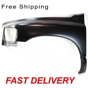 Front Fender Lh Side New Body Style Fits Dodge Ram 1500 Ram 2500 Ch1240232 Fits 2004 Dodge Ram 1500