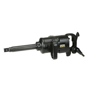 Air Impact Wrench Torque Hand Gun Tool Auto Metal Work 1 In Industrial Pinless
